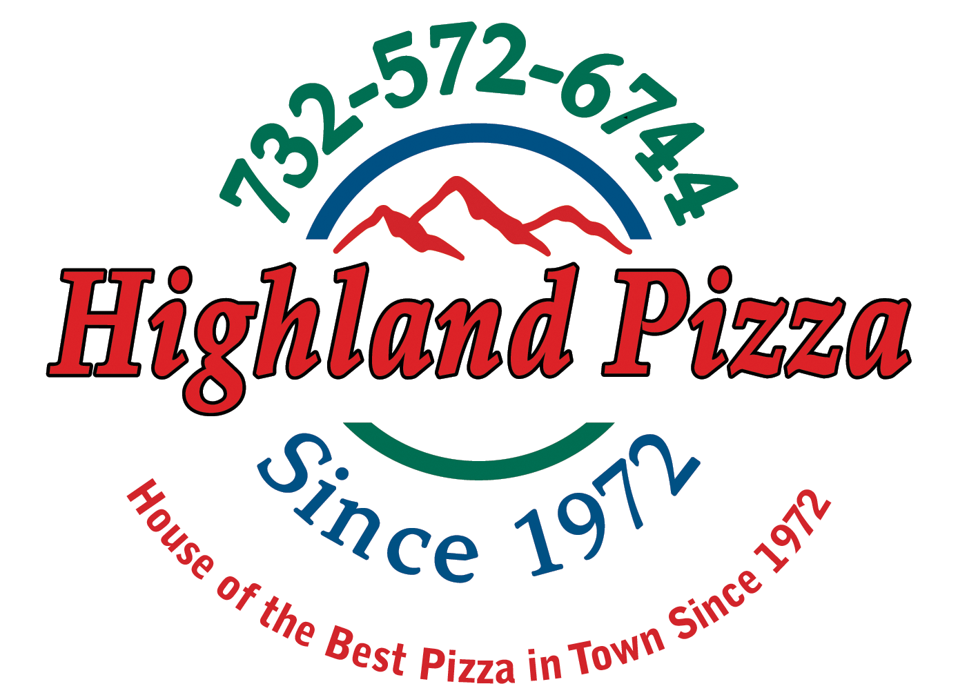 Highland Pizza Logo